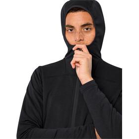 Jack Wolfskin Horizon Hooded Jacket Men black